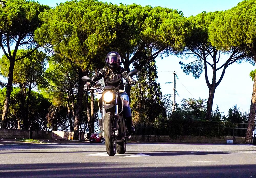 Prova ZERO DS: la prima volta di un motociclista incredulo